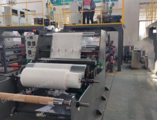 Para la producción de tela soplada por fusión Componente del equipo Parte 1